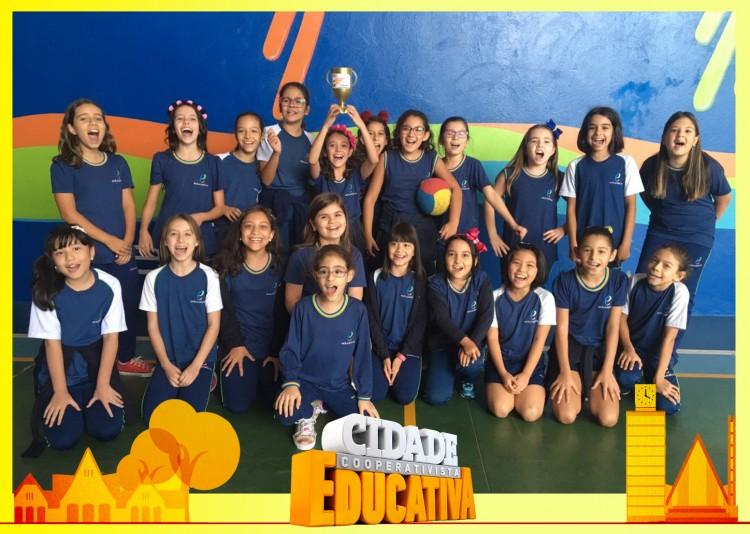 1º Campeonato de Bola Queimada